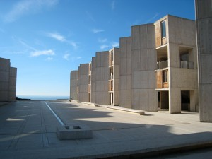 Louis Kahn's Salk Institute