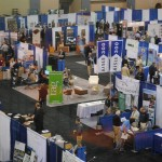 The ArchEx Exhibit Hall featured the latest trends, products and technologies