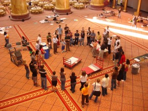 Interschool Design Competition at the National Building Museum