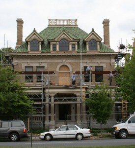 2710 Monument Ave, renovation by Dovetail Construction