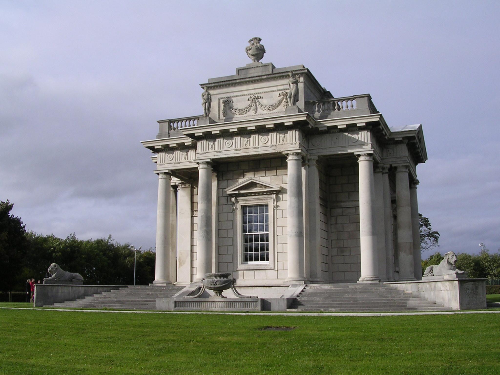Explore Irish Palladianism This September