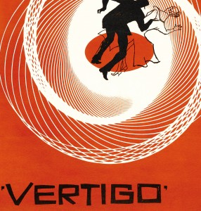Saul Bass's Vertigo poster