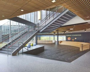 Buckingham County Primary and Elementary Schools by VMDO Architects. Photo by Alan Karchmer.