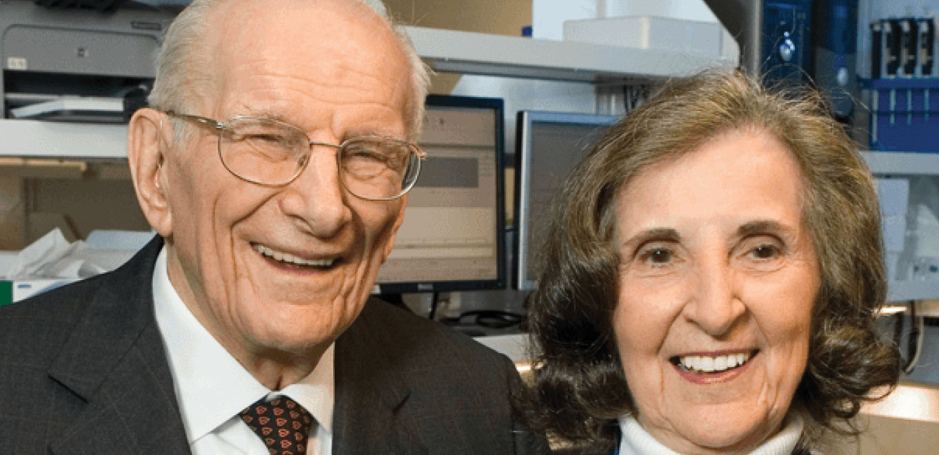 Stanley and Dorothy Pauley Honored with Architecture Medal