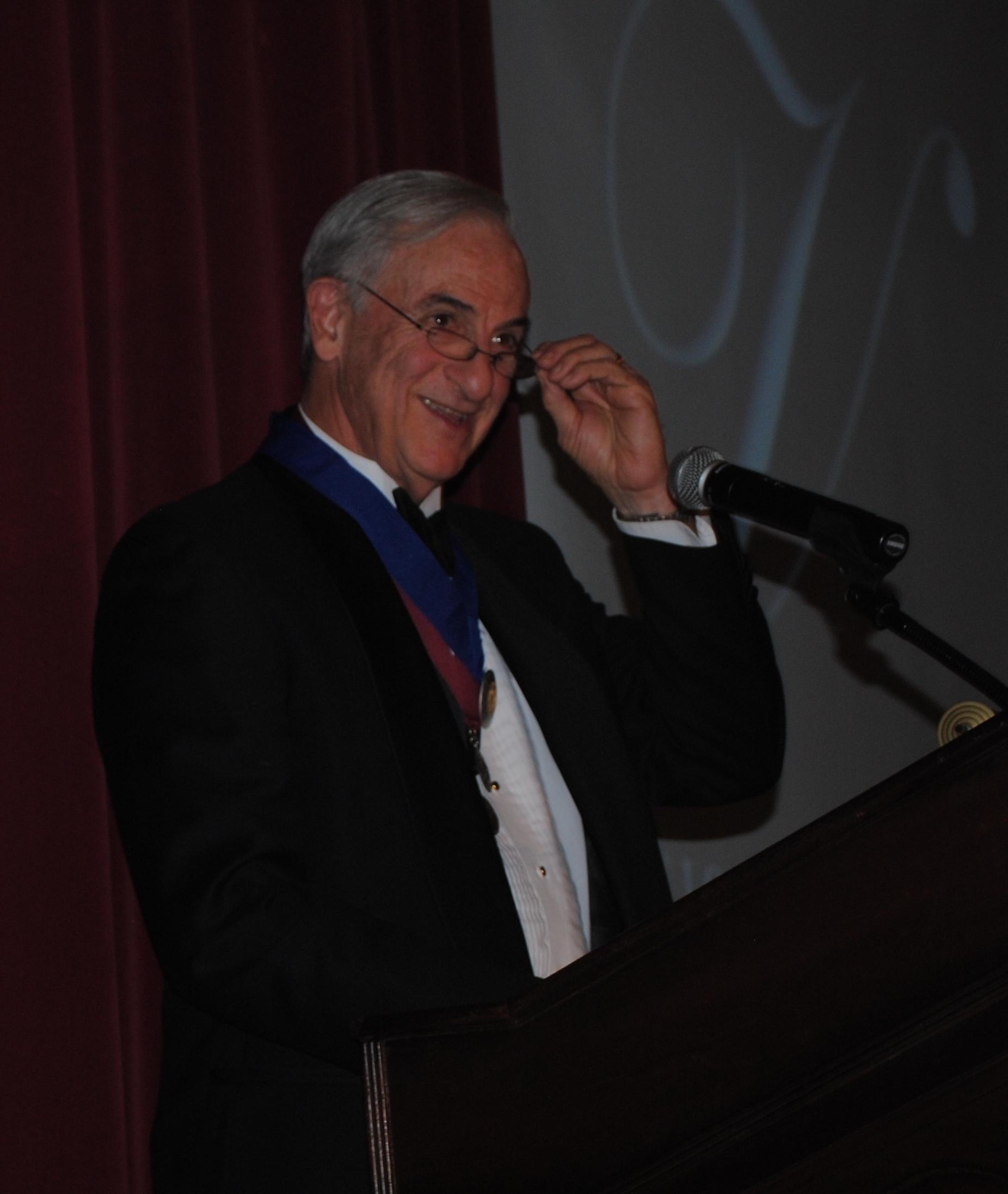 Honor and Design Awards Presented at Visions 2013