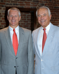 Ukrop Brothers Honored With Architecture Medal