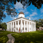 East Feliciana Parish Courthouse (Clinton, La.) by John Milner Associates Preservation, a division of MTFA Architecture, PLLC. photo by Dunford Photography.