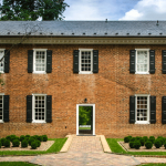 Glen Burnie manor House (Winchester Va.) by Reader & Swartz Architects, P.C. photo by Rick Foster; Nathan Webb, AIA, LEED AP
