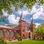 Smithsonian Institution Arts & Industries Building Revitalization (Washington, D.C.) by SmithGroupJJR. photo by Maxwell MacKenzie.