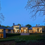 Twining Road Renovation (Potomac, Md.) by Robert M. Gurney, FAIA, Architect. photo by Hoachlander Davis Photography