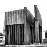 The Cube (Blacksburg, Va.) by College of Architecture and Urban Studies, School of Architecture + Design, Virginia Tech. photo by Patrick Doan, William Galloway, Bill Poff, Ryan Seavy.