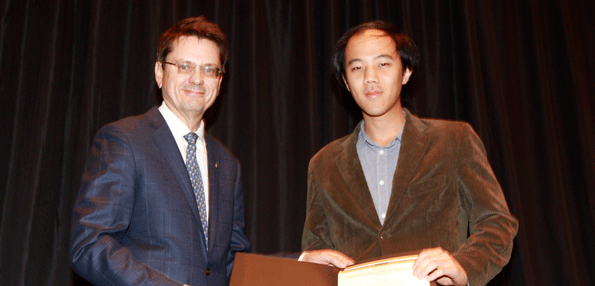 AIA Virginia Prize Awarded To Tommy Kim