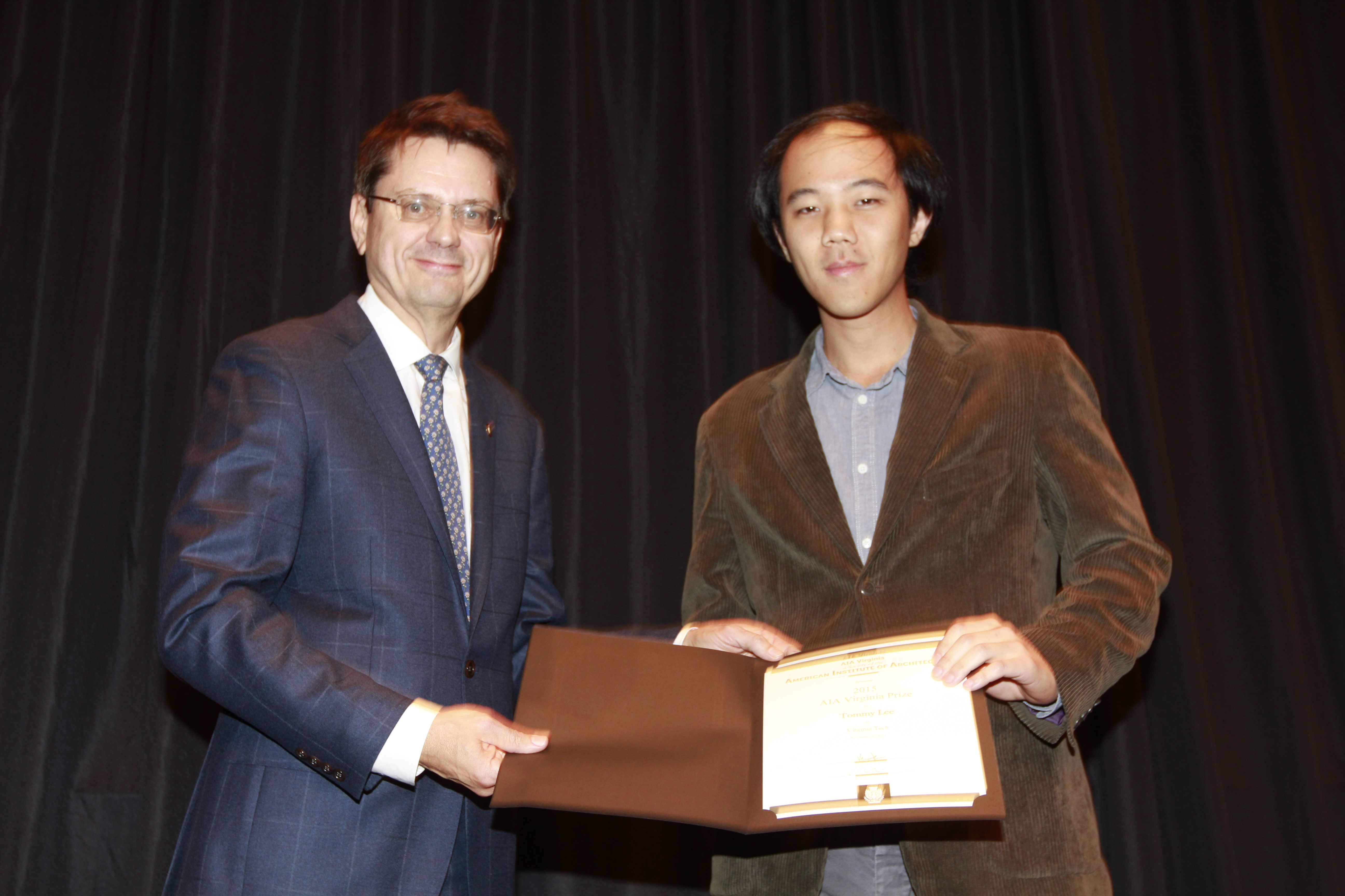 AIA Virginia Prize