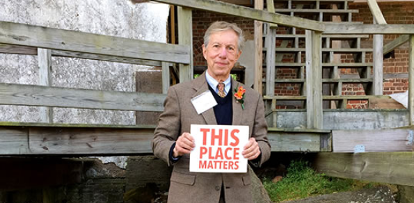 Calder C. Loth Selected to Receive the Architecture Medal for Virginia Service