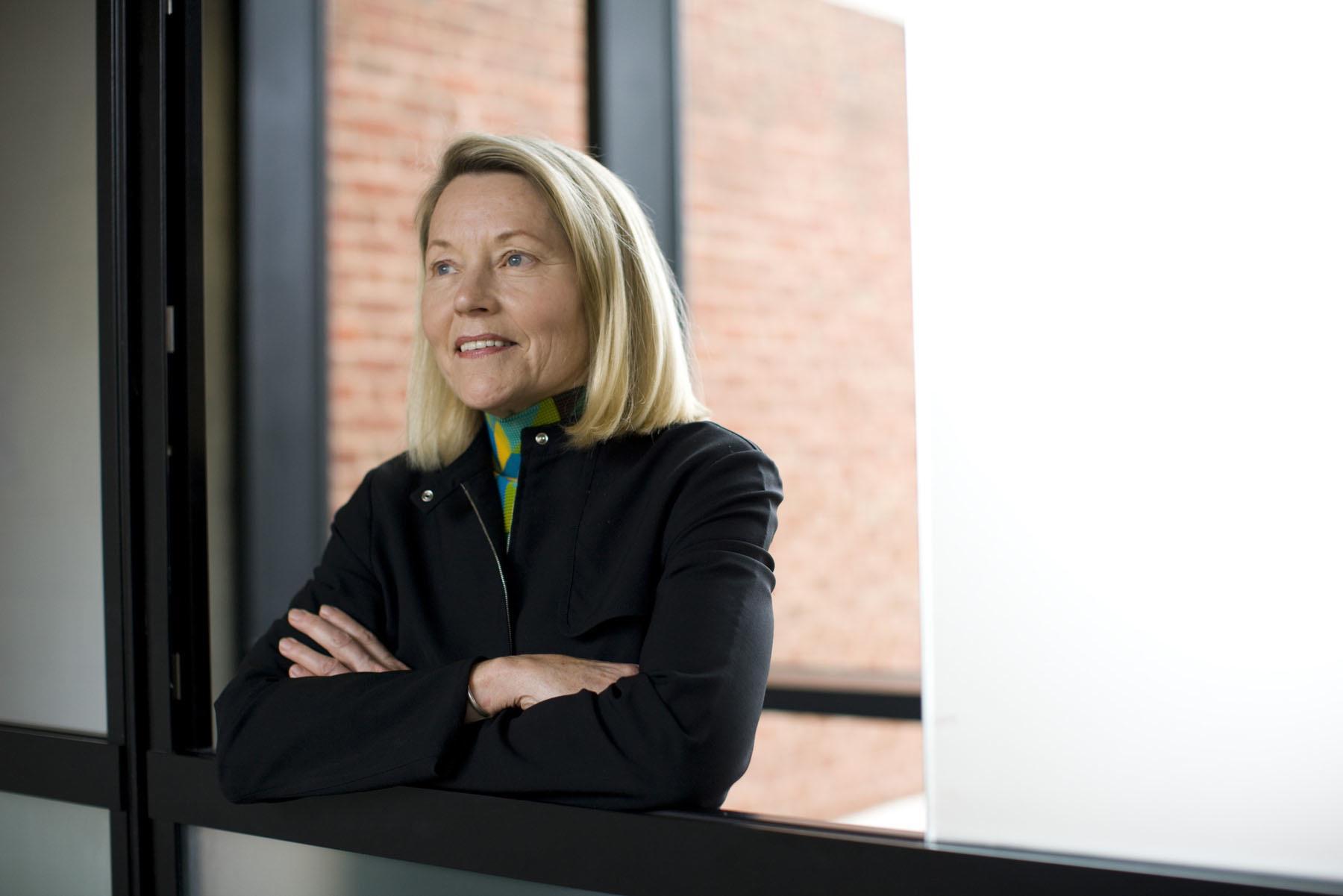 Meet Karen Van Lengen, FAIA
