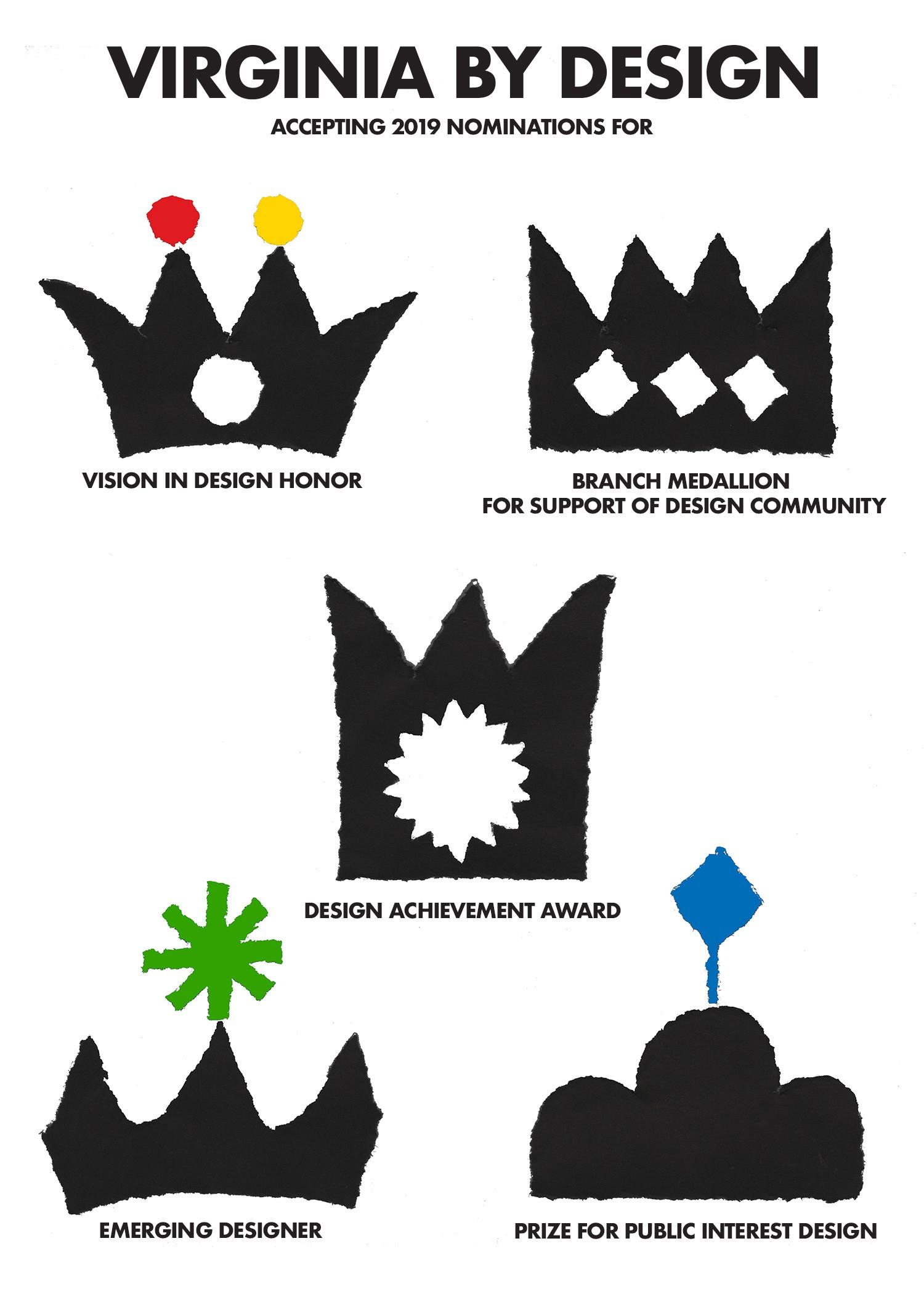2019 Virginia By Design Winners