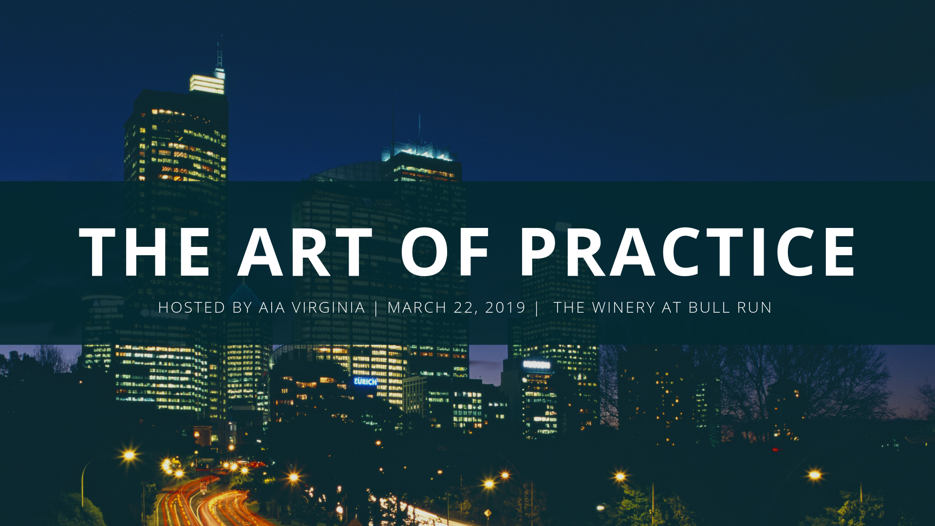 Art of Practice Agenda Announced