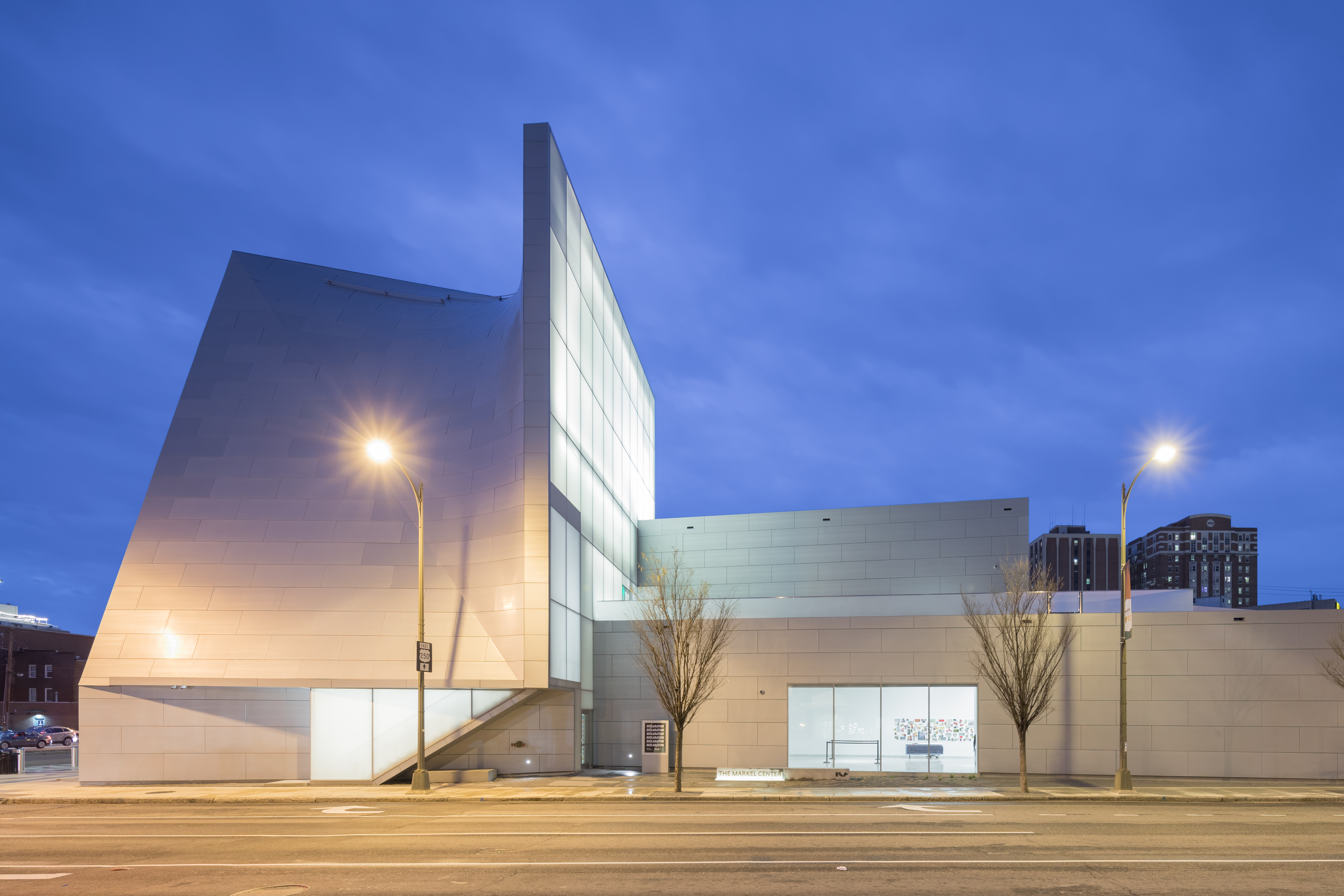 Institute for Contemporary Art at the Markel Center - AIA ...
