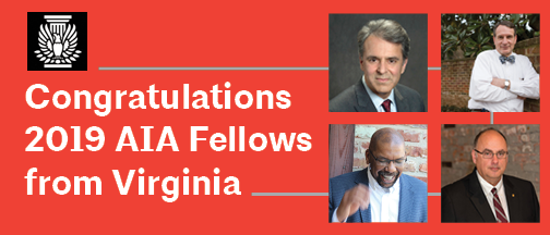Virginia Celebrates Four New Fellows in 2019