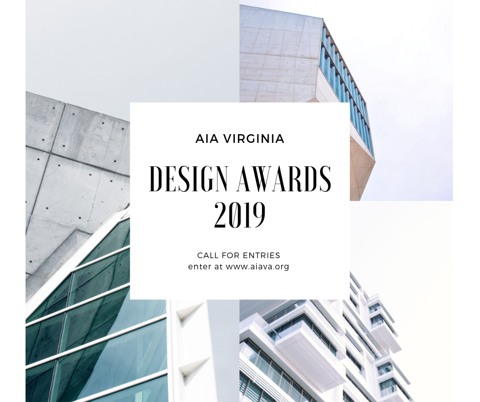 CALL for ENTRIES: Design Awards 2019