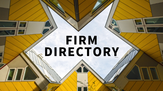 The New Firm Directory