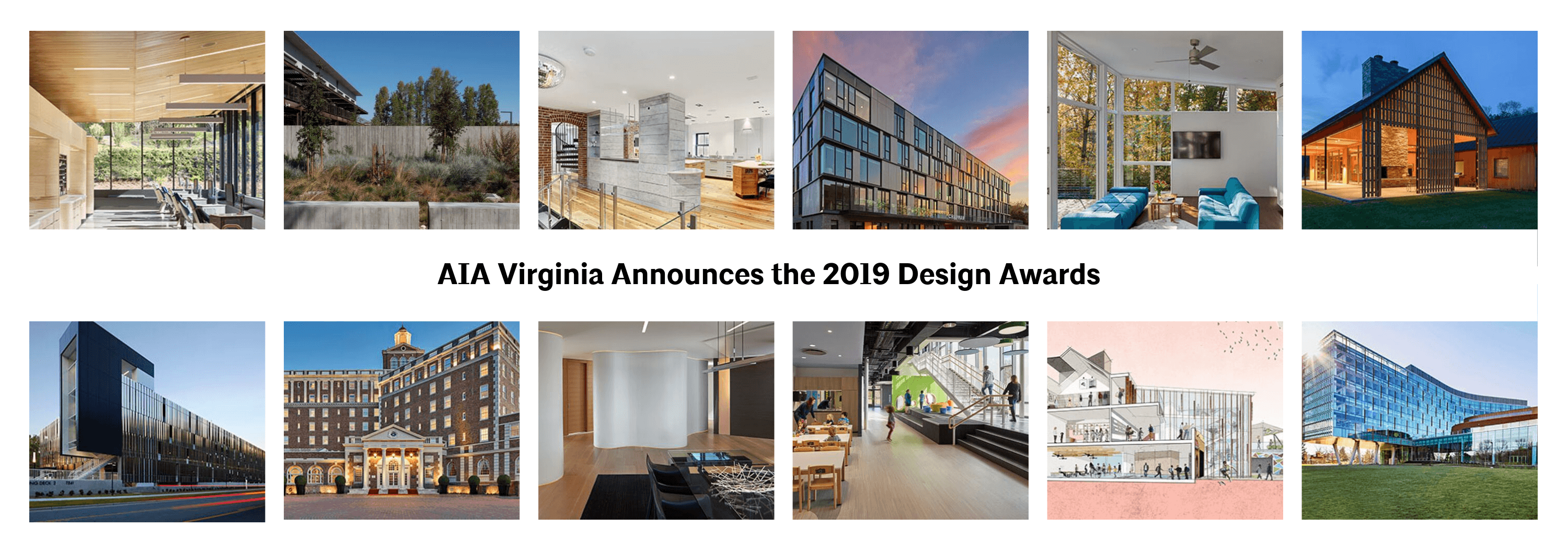 2019 Design Awards Announced