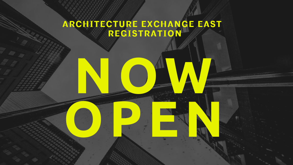 ArchEx 2019 Registration Now Open