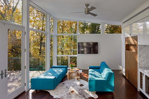 Mid Century Modern Residence