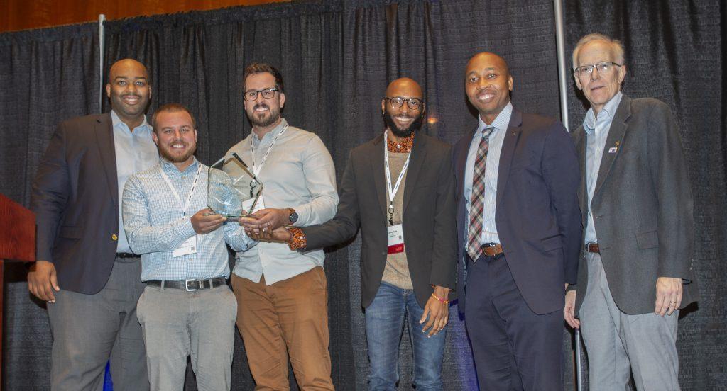 AIA Hampton Roads wins the PAC trophy.