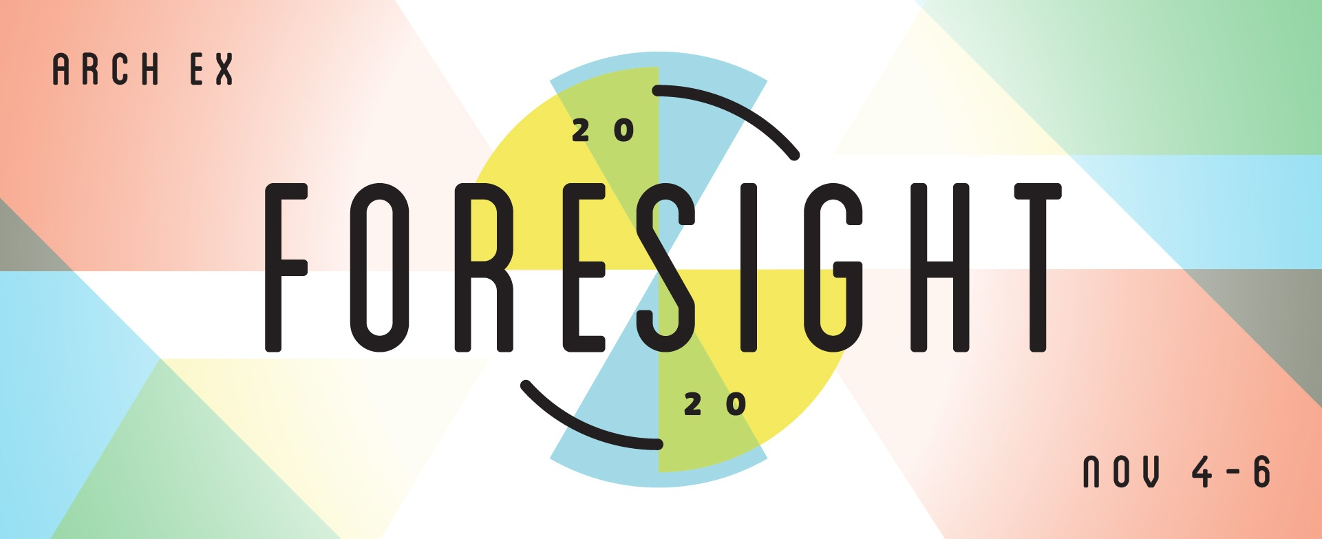 Architecture Exchange East: Foresight 2020