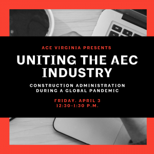 Uniting the ACE Industry graphic