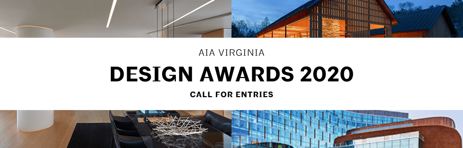 Call for Entries: 2020 Design Awards