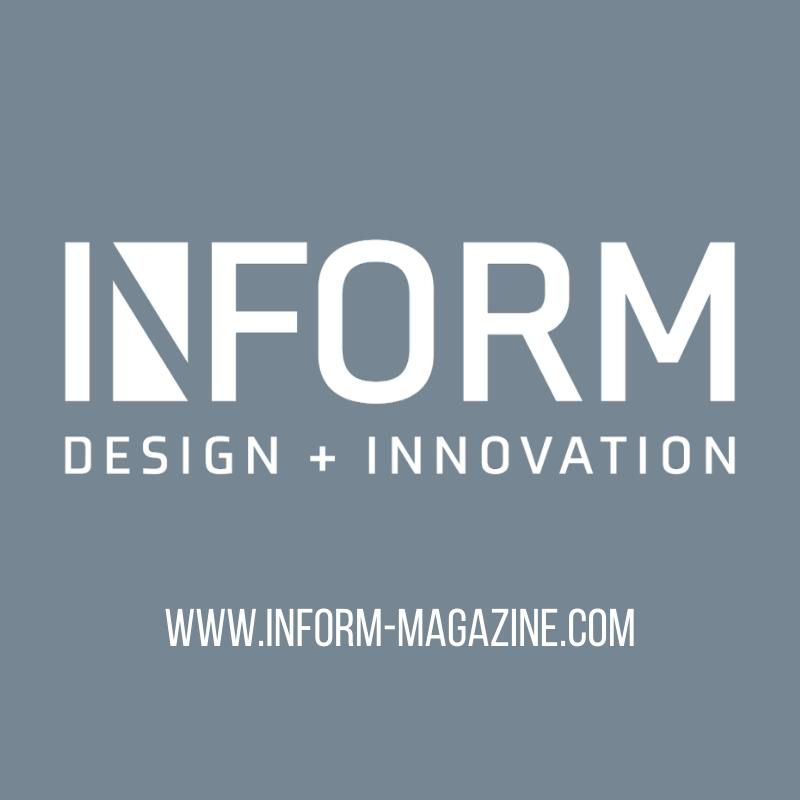 Inform Magazine logo and website