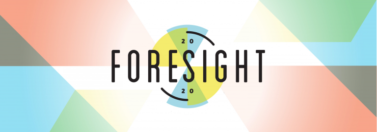foresight 2020 graphic