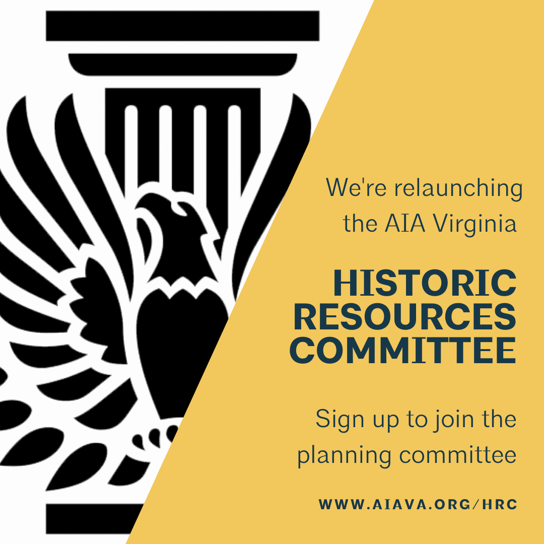Historic Resources Committee Sign Up graphic