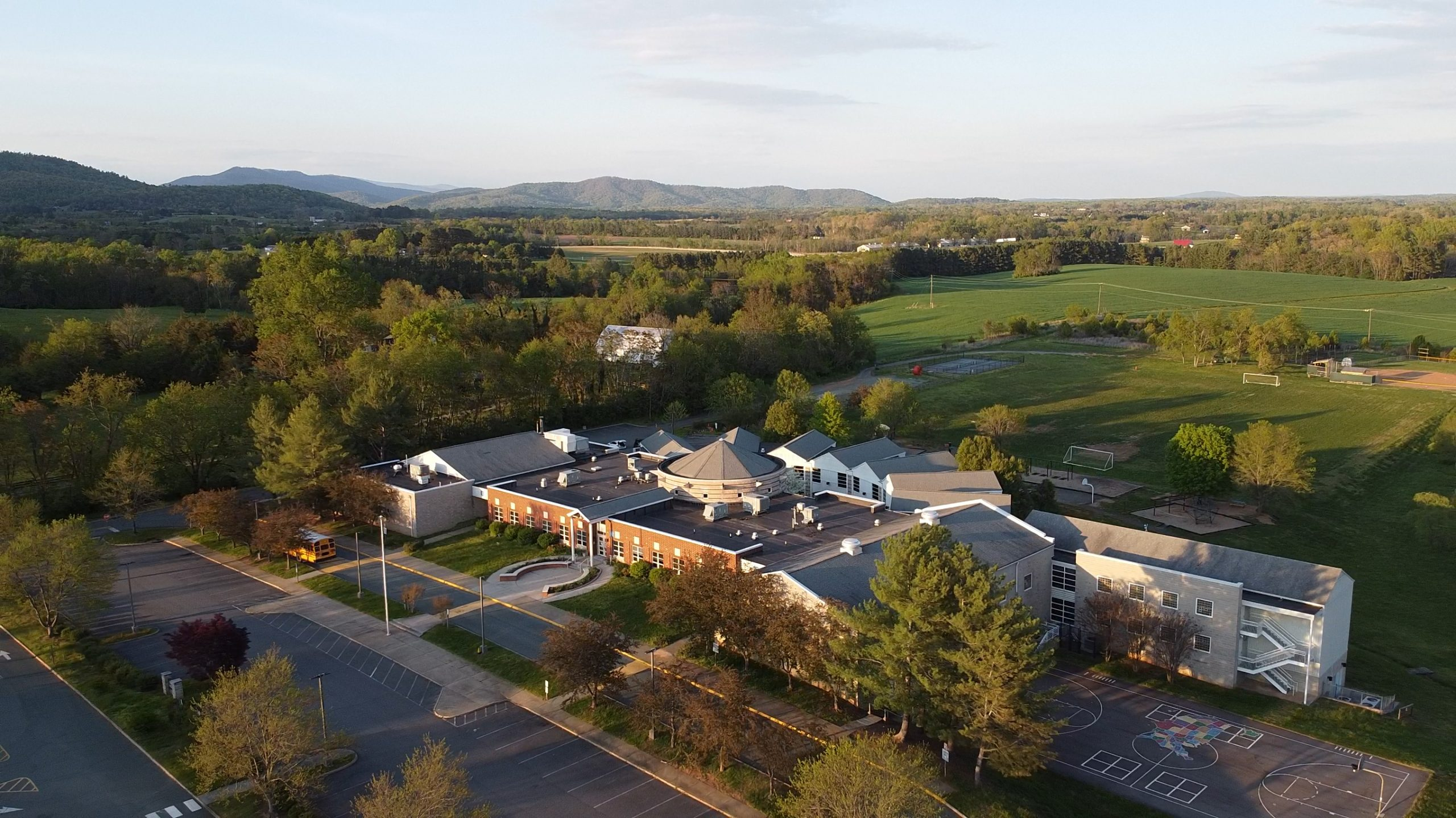 Crozet Elementary School Receives 2020 Test of Time Award