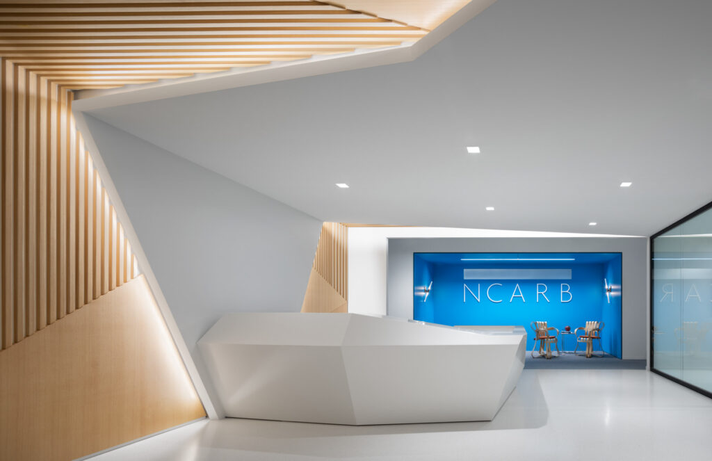 National Council of Architectural Registration Boards by OTJ Architects