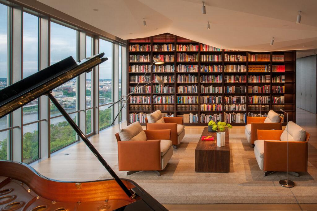 Waterview Condominium by Robert M. Gurney, FAIA, Architect. Photo (c) Maxwell MacKenzie.