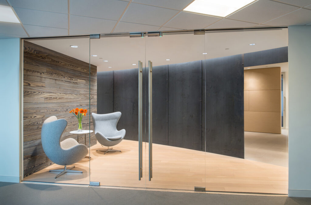 Offices for an Investment Firm by Robert M. Gurney, FAIA, Architect