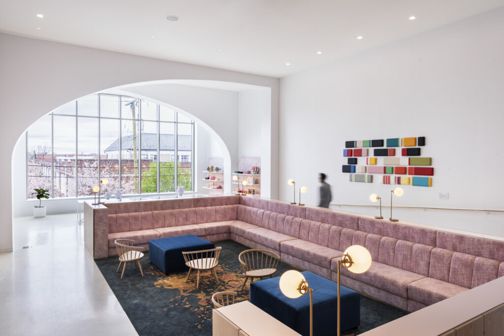 Quirk Hotel (Charlottesville) by ARCHITECTUREFIRM