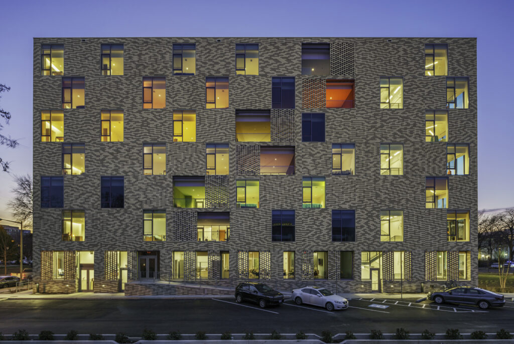 The Aya by Studio Twenty Seven Architecture with Leo A Daly (joint venture)
