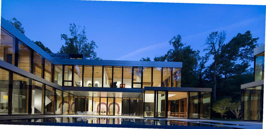 Vapor House by David Jameson Architect