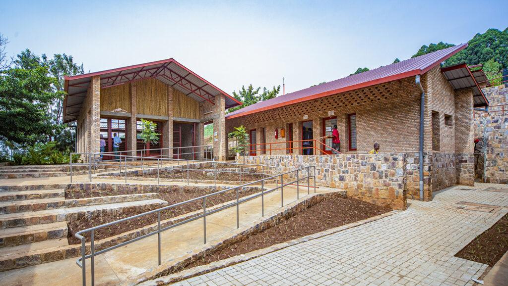 Masoro Health Center by GAC