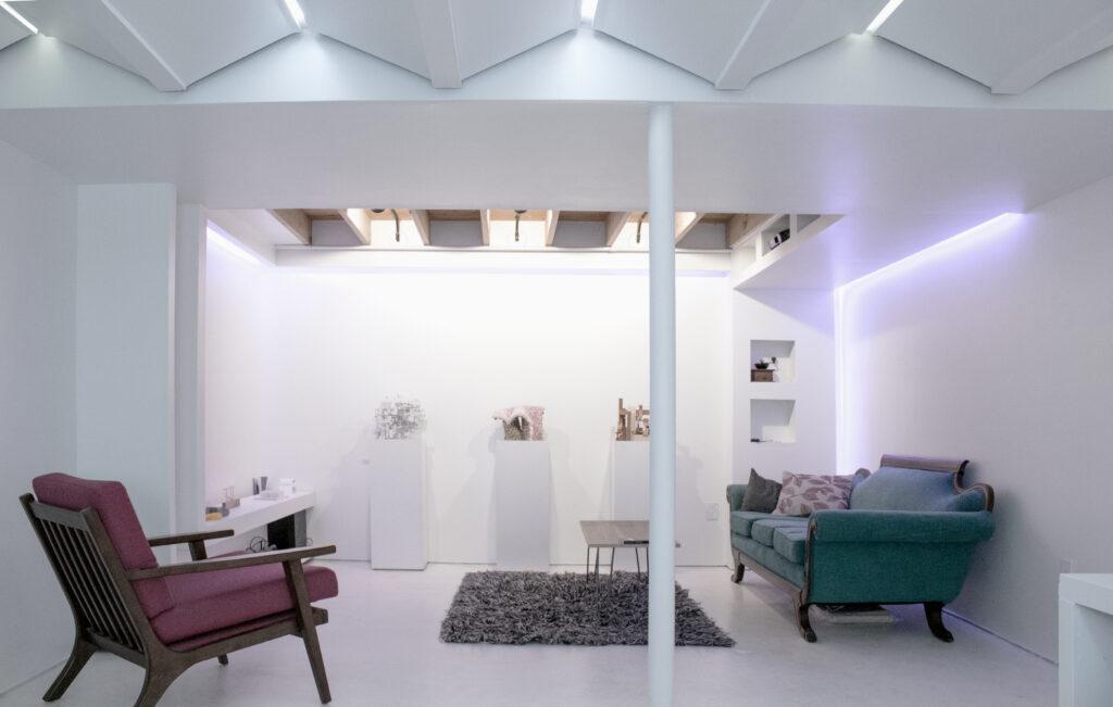 Subterranean Studio by mcdowellespinosa architects