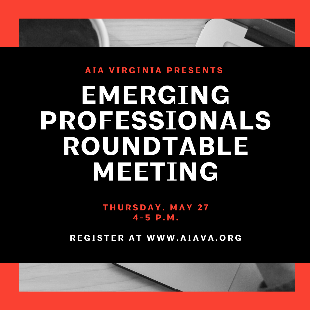 Emerging Professionals Roundtable Meeting