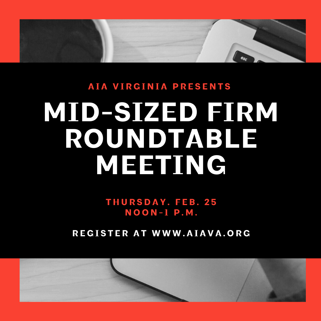 Mid-sized firm roundtable graphic