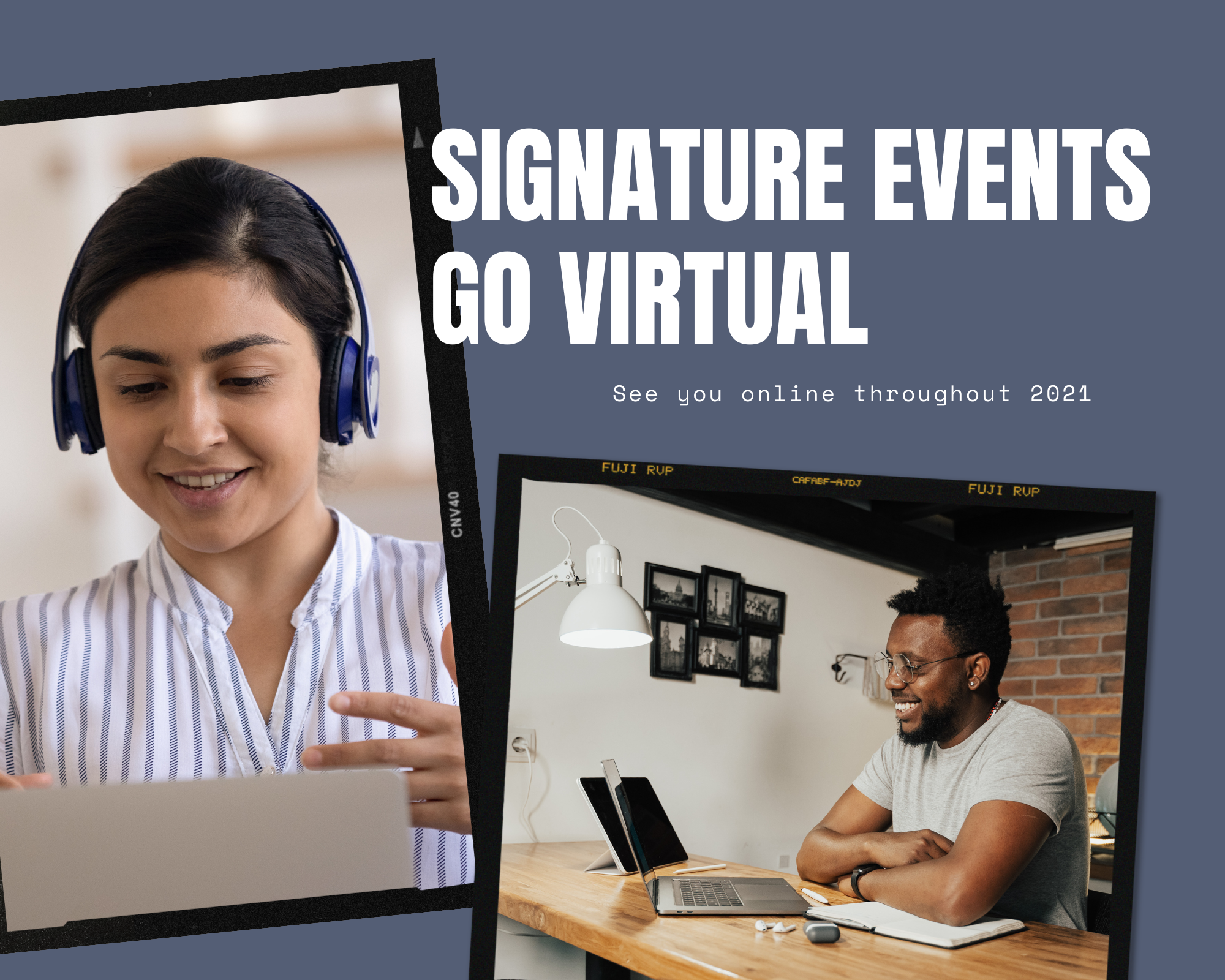 Signature Events Go Virtual image