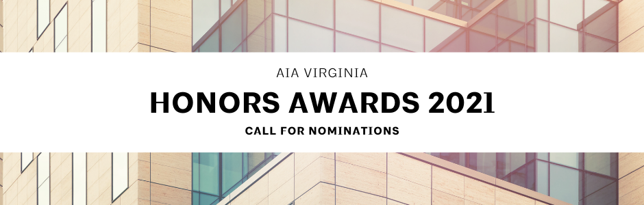 2021 Honors Awards: Call for Nominations