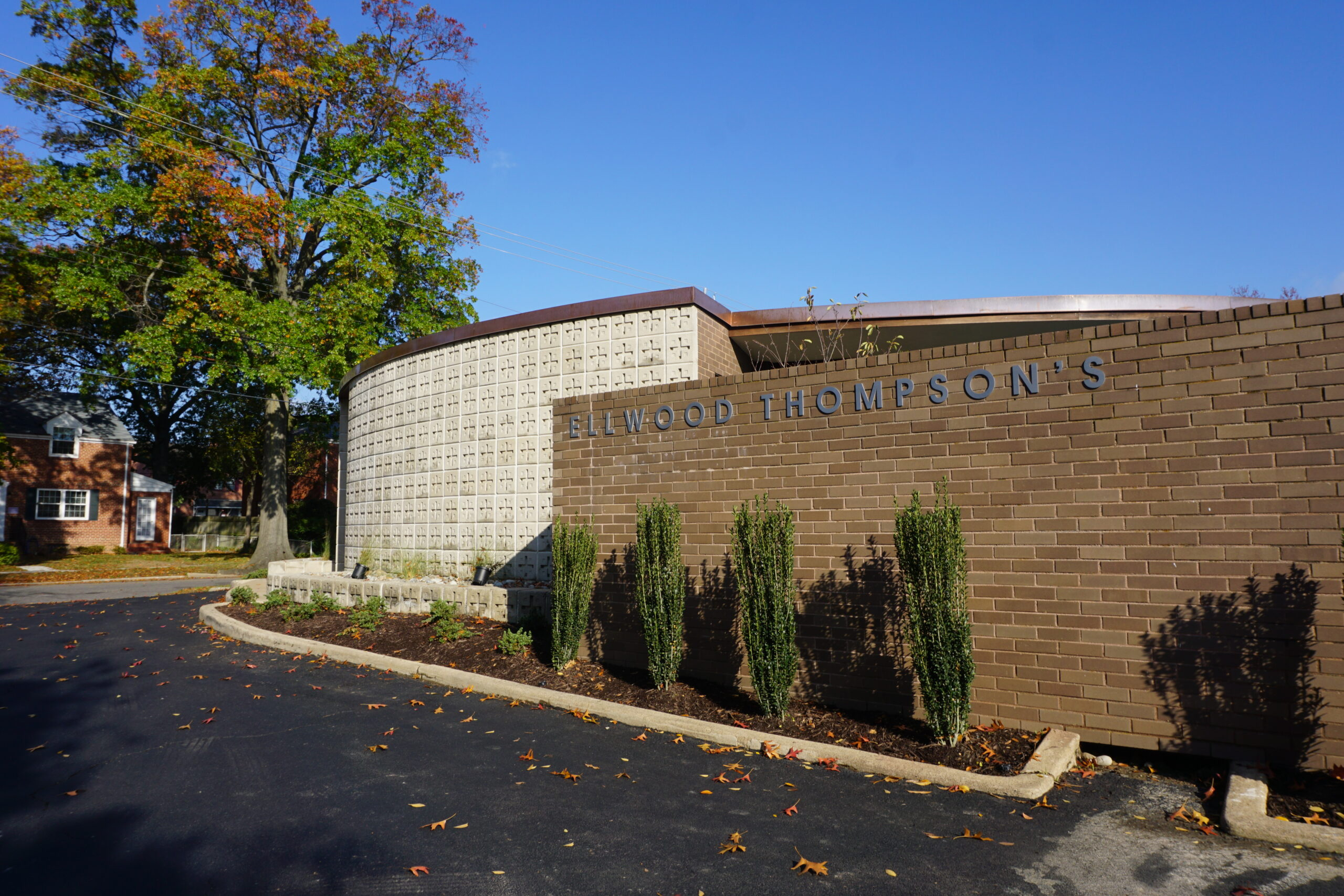 Ellwood Thompson's headquarters exterior
